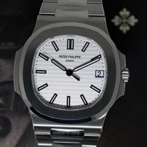 Patek Philippe NEW  Mens Nautilus Steel Automatic Watch...