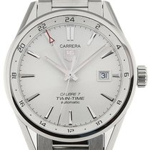TAG Heuer Carrera 41 Automatic Silver Dial