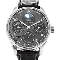 IWC Watch Portuguese Perpetual Calendar IW502307