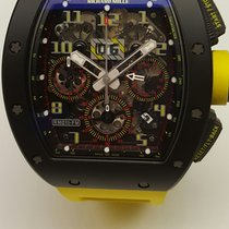 Richard Mille RM 011 RICHARD MILLE RM011 CHRONOGRAPH FLYBACK...