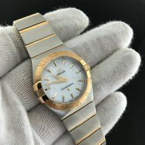 Omega Constellation 123.20.24.60.05.002 Quartz Battery &...