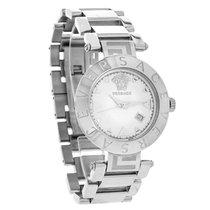 Versace Reve Ladies White Dial Swiss Quartz Watch XLQ99D001S099