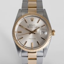 "Rolex Air-King Date Beautiful Example ""Complete Set"""