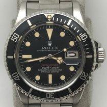 Rolex 1680 Vintage Red Submariner Serial: 30xxxxx Good Condition