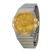 Omega Constellation Chronometer Automatic Mens Watch 123203821...