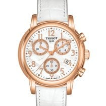 Tissot Damenuhr Dressport Quarz, T050.217.36.112.00