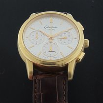 Glashütte Original SENATOR ROSE GOLD CHRONOGRAPH