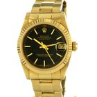 Rolex Midsize DateJust 68278 18K Yellow Gold