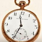 Zenith medaille d'or géneve 1896 - ANCRE