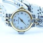 Maurice Lacroix Damen Uhr 25mm Stahl/gold Quartz Mit Orig....