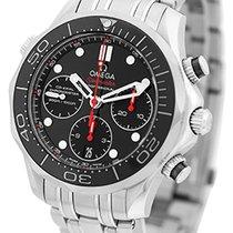 "Omega ""Diver Co Axial Seamaster 300m Ceramic Chronograph&#..."