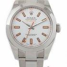 Rolex Oyster Perpetual Milgauss Ref. 116400