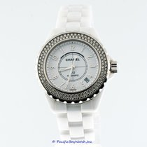 Chanel J12 Ladies Diamond H0969 Pre-owned