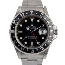 Rolex GMT Master II, with Black Insert, Ref: 16710
