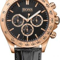 Hugo Boss Ikon 1513179 Herrenchronograph verschraubte Krone