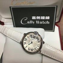 Cartier Cally - W6920087 Medium Ballon Bleu Ladies White Leather