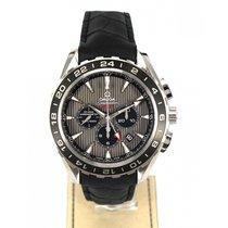 Omega Seamaster Aqua Terra 150M Co-Axial Chronograph GMT