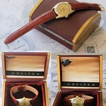 Rolex Oyster Perpetual Rarissimo 6084 Oro 14 Kt Anni '50...
