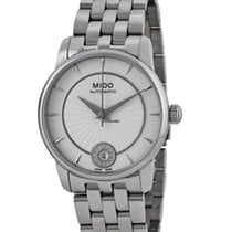Mido Ladies Baroncelli Silver Dial Watch