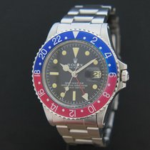 Rolex GMT Master 1675 Pepsi Inlay + Tropical Inlay