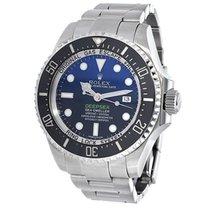 Rolex Deepsea Sea-dweller 116660 James Cameron Stainless Mens...