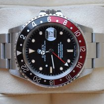 "Rolex [SERVICED + UNPOLISHED] GMT Master II ""Fat Lady"""