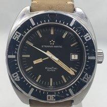 Eterna Matic Kontiki Super Automatic Diver ref. 633.1018.41