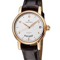 Chronoswiss CH-1921R-ENGL Sirius Day Date in Rose Gold - on...
