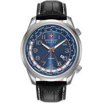 Swiss Military 06-4293.04.003 Men's watch Worldtimer