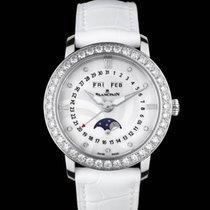Blancpain Quantieme Complet Automatic Ladies Watch