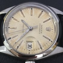 """Rolex Oyster Precision Date ref.6694 stainless steel """"Pati..."""