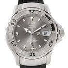 Tudor Prince Date Hydronaut Steel Mens Watch 89190