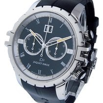 Jaquet-Droz J029530409 SW Chrono Mens Automatic in Steel -...