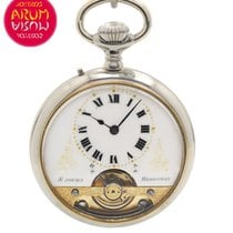 Hebdomas 8 Jours Pocket Watch