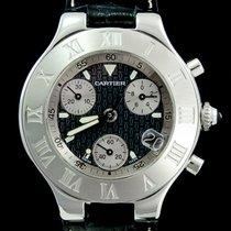 까르띠에 (Cartier) Chronoscaph 21