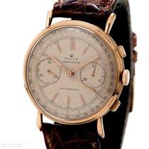 Rolex Vintage Chronograph Anti-Magnetique Ref-4062 18k Rose...