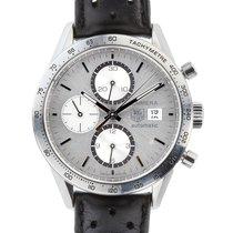 TAG Heuer Carrera Chronograph Tachymeter Mens Chronograph...