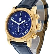 Girard Perregaux Ferrari Chrono 18ct Rose Gold
