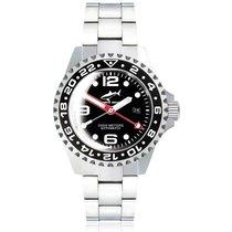 Chris Benz Uhr Taucheruhr Deep CB-2000A-D2-MB