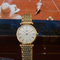 Longines LA GRANDE CLASSIQUE two tone bracelet lady
