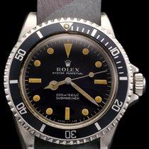 Rolex Submariner ref 5513 meter first matt dial