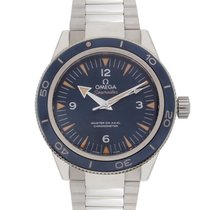 Omega Seamaster 300M Master Co Axial TItanium Men's Watch –...