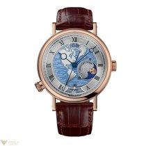 Breguet Classique Classique Hora Mundi Europe Leather Gold...