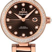 Omega De Ville Women's Watch 425.65.34.20.63.001