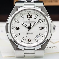 Vacheron Constantin 47040/B01A Overseas Large Automatic White...