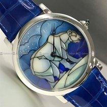 Cartier - Rotonde Blue Dial W/G HPI00540
