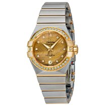Omega Constellation Automatic Ladies Watch 123.25.27.20.58.002