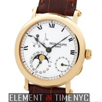 Patek Philippe Complications Power Reserve Moonphase 18k...