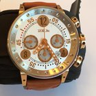 B.R.M V12-44mm Rose Gold and Steel