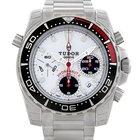 Tudor Hydronaut Ii Steel Mens Watch 20360n